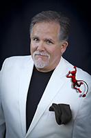 Artist and magician Craig Steven Beytien