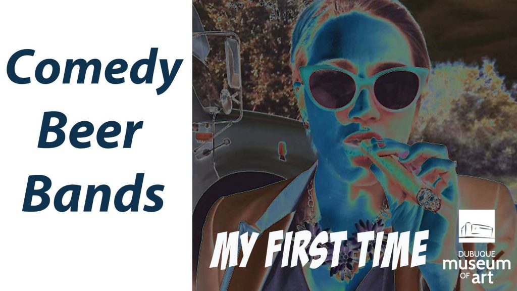 My First Time: Comedy, Beer, Bands