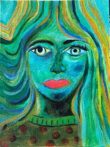 Nacole Meyermiller, Green Girl