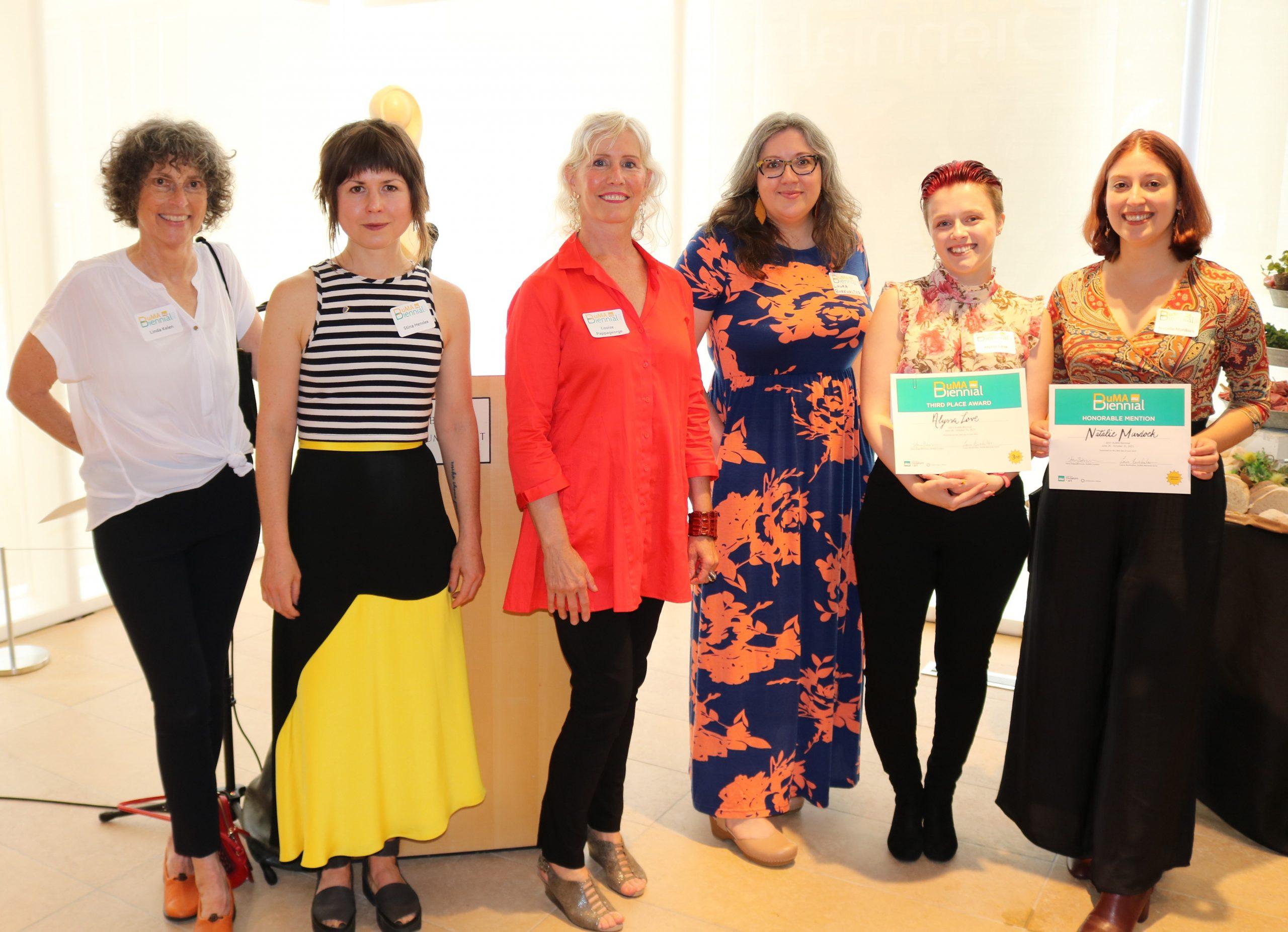 Biennial Winners 2021